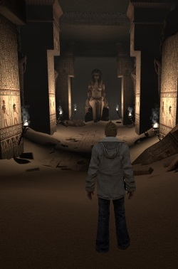 The Secret World Egypt Temple